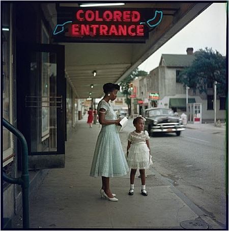 Department Store, Mobile, Alabama by Gordon Parks