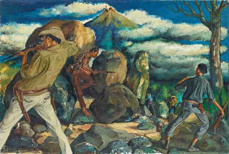 Di Front, Mojokerto by Harijadi Sumadidjaja