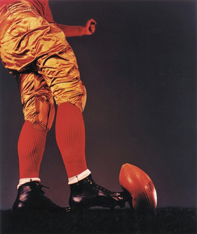 Football Kick by Harold Edgerton