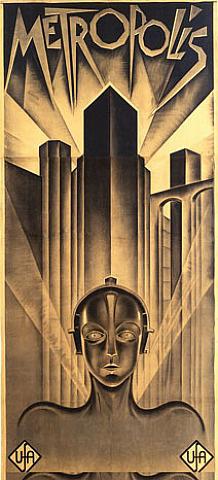 Metropolis by Heinz Schulz-Neudamm