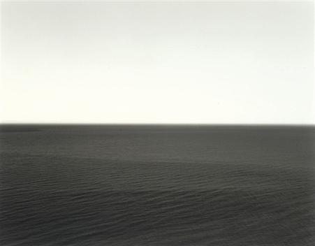 South Pacific Ocean Maraenui by Hiroshi Sugimoto