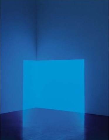 Ondoe, Blue by James Turrell