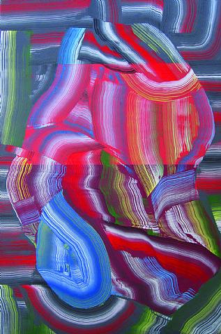 Peonien XVI by Gabriella Gerosa