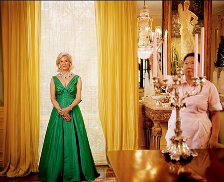 Dede Wilsey of SF Society by Larry Sultan