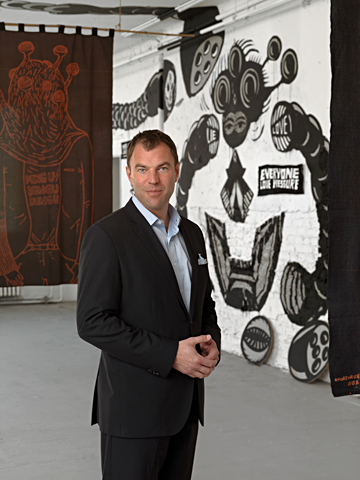 Matthias Arndt, Gallery Founder and Owner