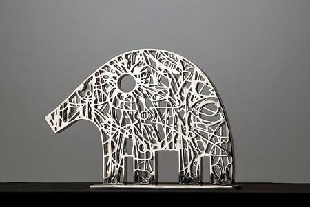 Elephant by Nadim Karam