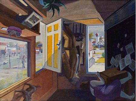 The Professor's Regret (from the Door series) by Robert A. Birmelin
