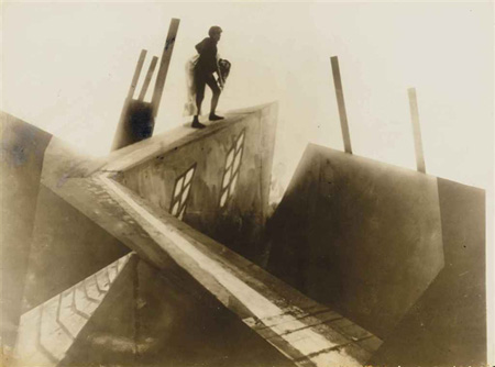 Stills for The Cabinet of Dr. Caligari by Robert Wiene