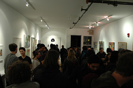 Opening at UGallery San Francisco Space