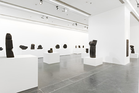 Wang Keping, Installation View 2