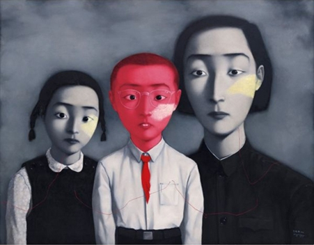 Bloodline-big family Zhang Xiaogang