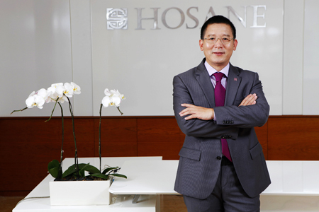 Mr. Zhao Yong Chairman of the Board Hosane Auction