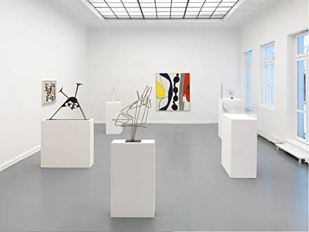 Form Farbe Raum by Hans Uhlmann, Willi Baumeister, Norbert Kricke, Ernst Wilhelm Nay