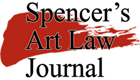 Spencer's Art law Journal