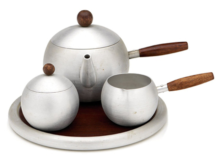 Coffee set (set of 6) by Russel Wright