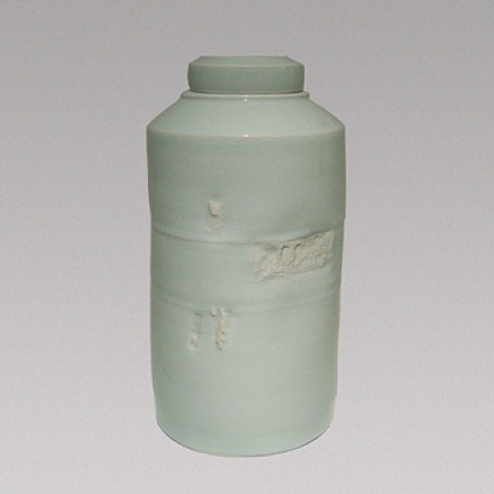 Edmund de Waal, Covered Jar