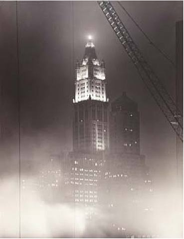 Woolworth (from Ground Zero) by Tom Baril