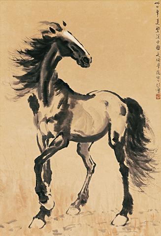 Xu Beijong, Horse