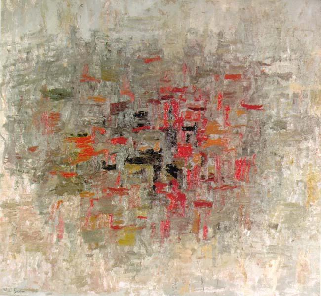 菲利普 古斯顿Philip Guston(美国1913-1980)作品集1 - 刘懿工作室 - 刘懿工作室 YI LIU STUDIO