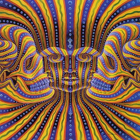 Unbelievabley beautiful psycadellic art by Alex Grey