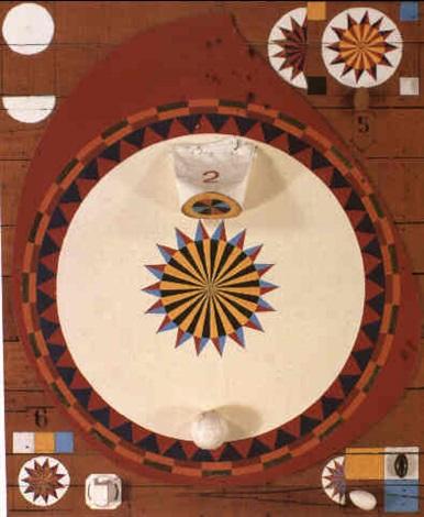 Roulette Ancient shield by Mokuma Kikuhata on artnet