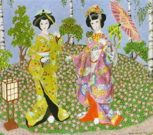 Japanskor