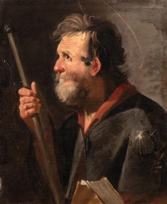 Saint James the Greater by Dirck van Baburen on artnet