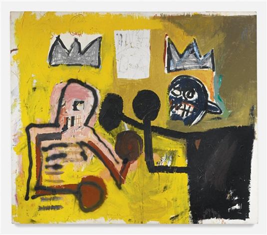 תוצאת תמונה עבור jean michel basquiat crown