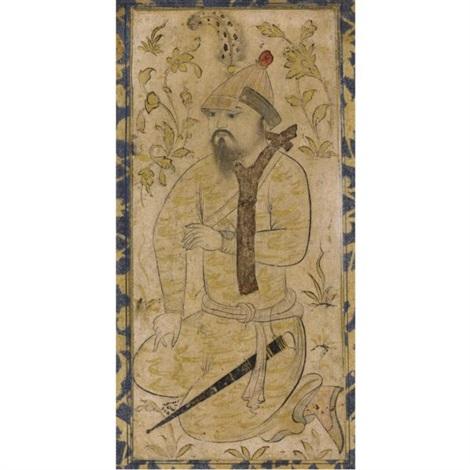 muhammad-khan-a-turkoman-prisoner-in-a-y