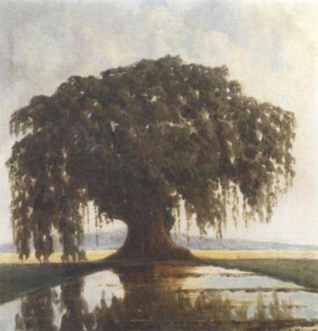 Willem Imandt, Waringin tree