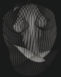surrealist nude, new york by erwin blumenfeld