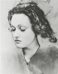 manina blumenfeld, 14 ans, paris by erwin blumenfeld