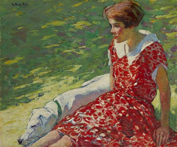Dorcas by Gertrude Fiske on artnet
