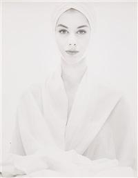 fashion portrait, new york by erwin blumenfeld