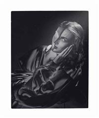 untitled (miss melancholy) by erwin blumenfeld