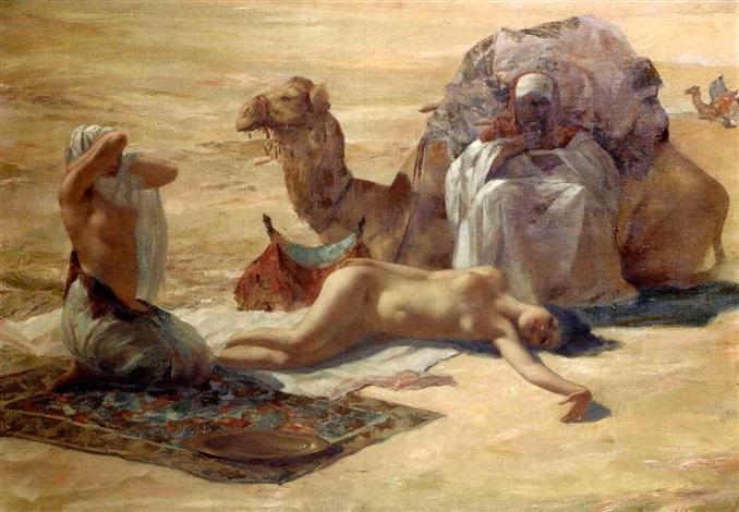 """Résultat de recherche d'images pour """"les harems et les loisirs sexuels des dignitaires musulmans."""""""