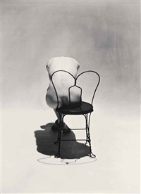 soul of the chair, new york by erwin blumenfeld