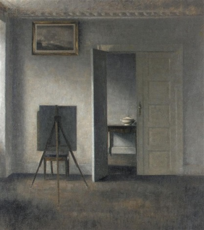 「Interior with an Easel hammer」の画像検索結果