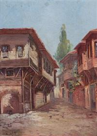 Üsküdar'da Sokak, 1920