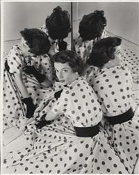 fashion advertising photograph for dayton co., minneapolis by erwin blumenfeld
