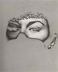 bullfighter's sweetheart, new york, 1941-42, (maroua motherwell) by erwin blumenfeld
