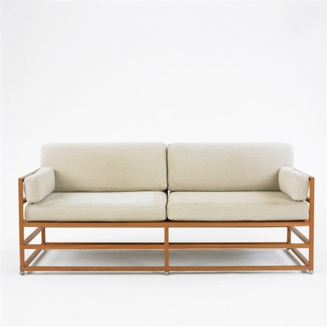Linear Sofa From Windsor I Vero Beach Florida By Hugh Newell Jacobsen