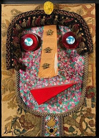 Mr. Medina by Enrico Baj on artnet