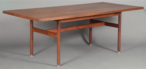 Dining Table By Jens Risom