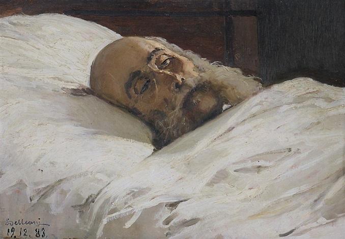 Risultato immagini per letto di morte