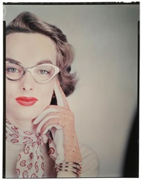 mode pour vogue (4 works) by erwin blumenfeld