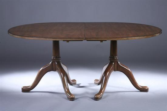 Dining Table By Kittinger On Artnet