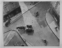 Carrefour, Blois by André Kertész