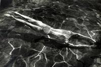 Underwater Swimmer Esztergom,1917