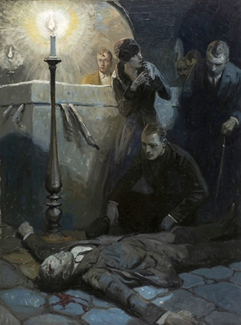 Image result for the curse of the golden cross